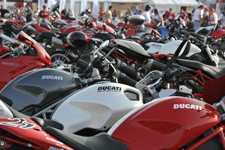 Ducati muestra el programa del World Ducati Week 2012