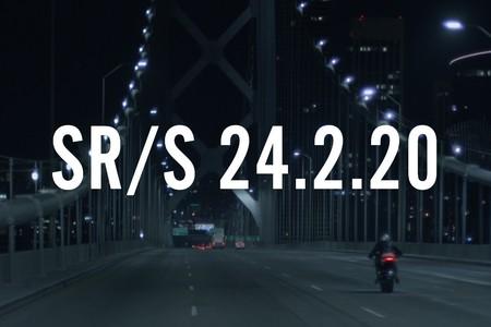 La Zero SR/S será la próxima moto eléctrica de la familia y tendrá su puesta de largo el 24 de febrero