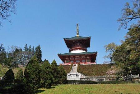 Templo Narita-san Shinshō-ji en Japón