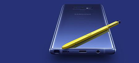 Samsung Note 9 Back
