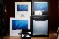 Imagen de la semana: Coleccionando cajas de Apple