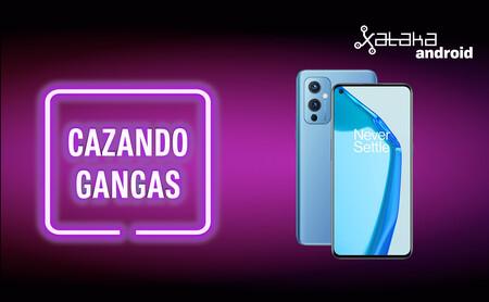 OnePlus 9 en oferta, POCO F3 por menos de 300 euros, Realme 8 5G casi gratis y más: Cazando Gangas
