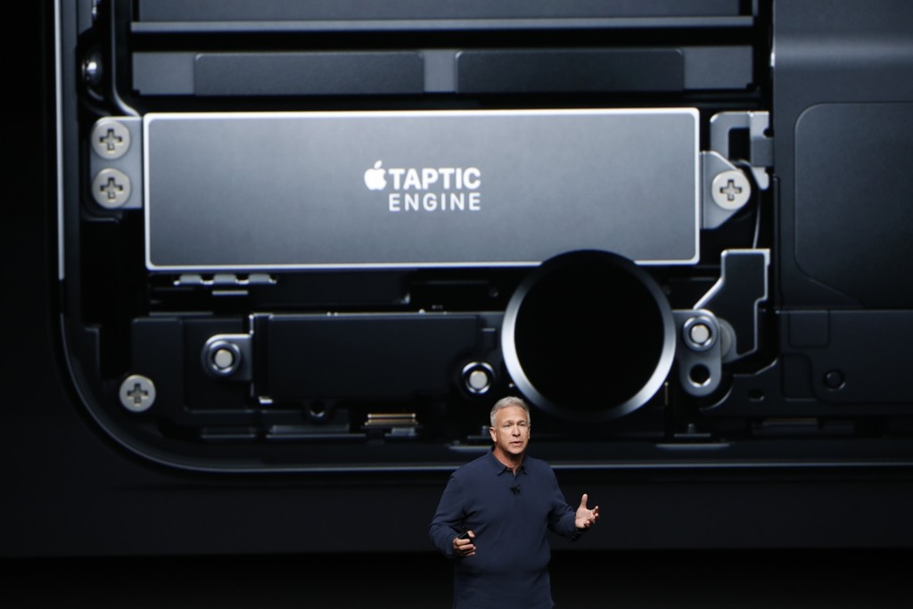 Taptic Engine Phill Schiller Applesfera Analisis Iphone 7 Plus
