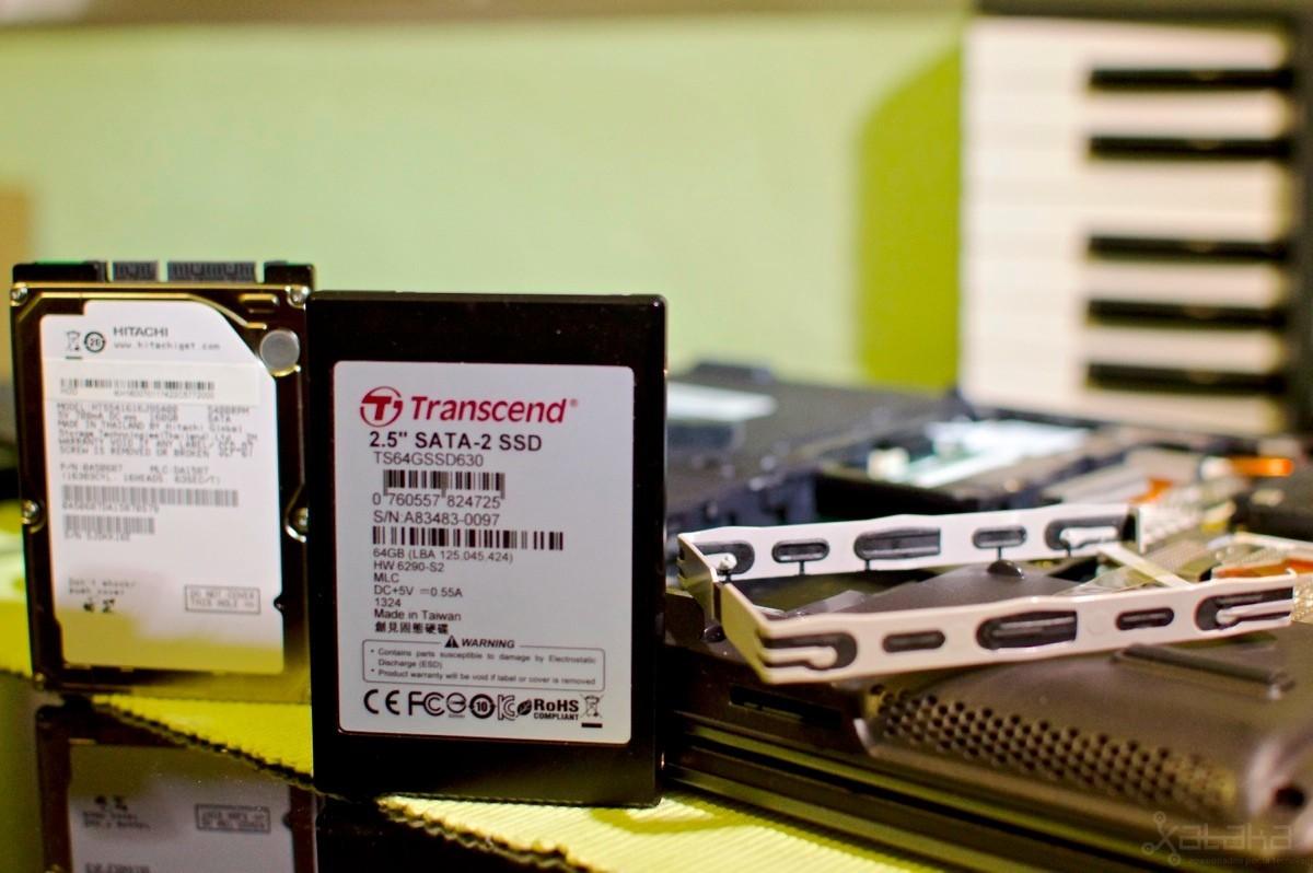 Instala un SSD en tu portátil y dale una nueva vida