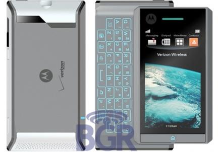 Motorola Calgary será su primer móvil con Android