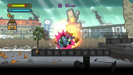 Sega Y Game Freak Dejan Fuera A Nintendo En Su Nuevo Titulo Tembo The Badass Elephant 00