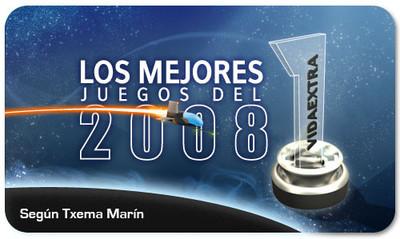 Los mejores juegos del 2008, según Txema Marín