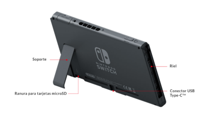 Switch Especificaciones 3