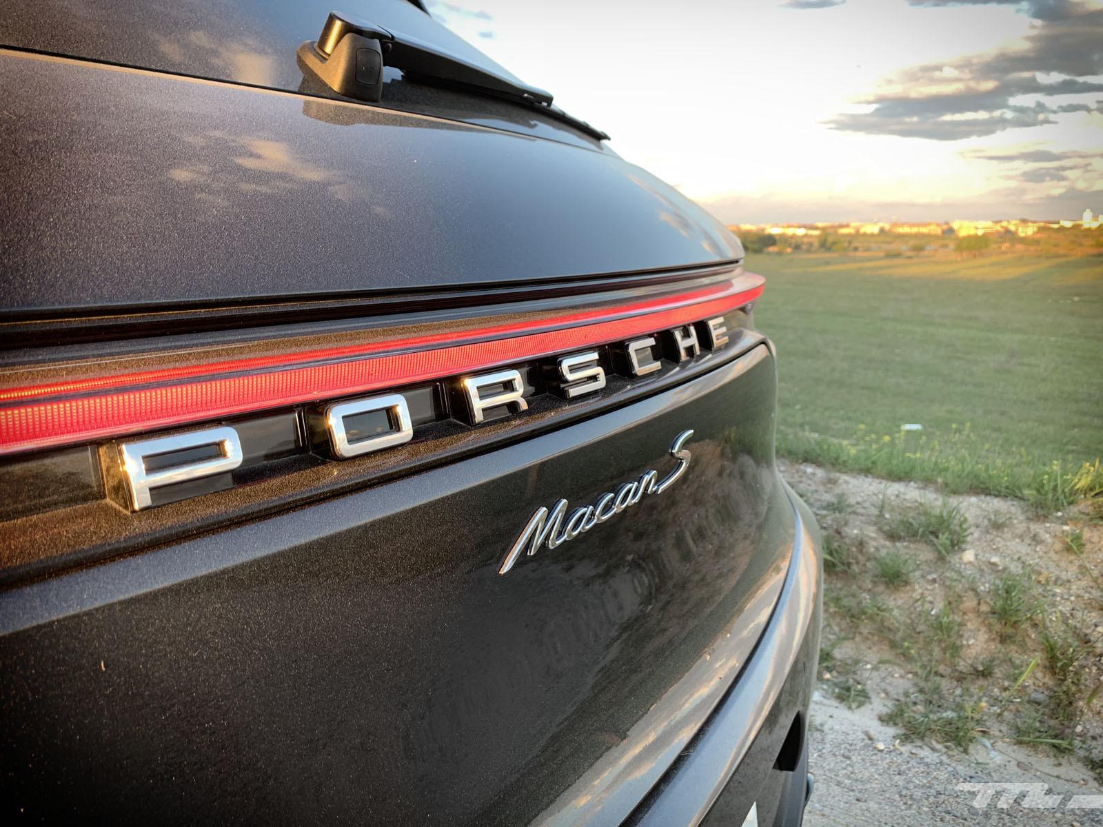 Foto de Porsche Macan S (prueba) (18/28)