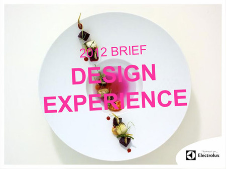 Electrolux Design Experience