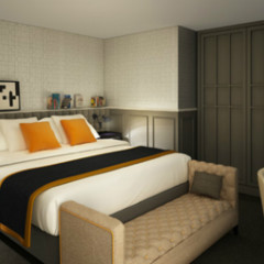 Foto 6 de 6 de la galería hotel-ampersand-en-londres en Decoesfera