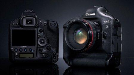 Canon EOS-1D X: la nueva bestia japonesa