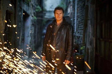 Imagen de Liam Neeson en la secuela de