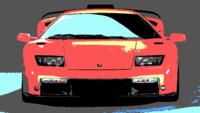 Colores de coches predominantes por décadas