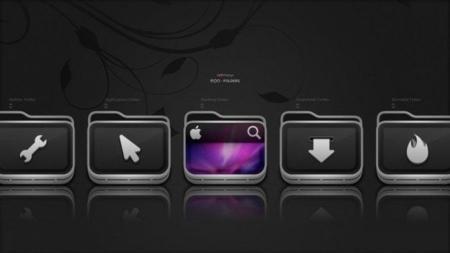 eqo, genial conjunto de iconos y extras para Mac