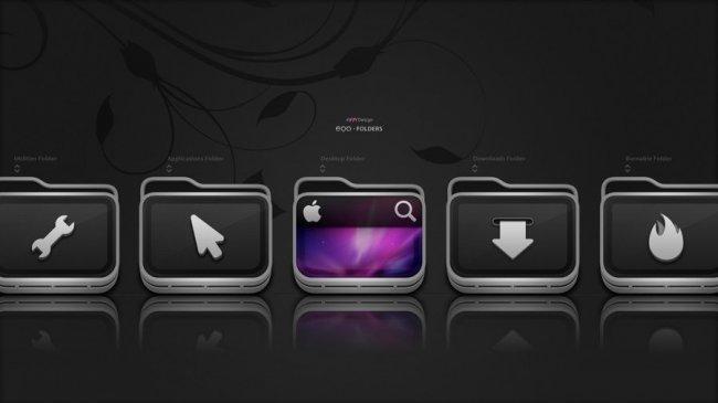 eqo, geniales iconos para Mac