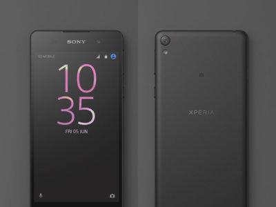 Sony confirma el Xperia E5: la gama de entrada continúa con un cambio de diseño