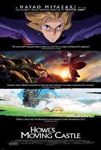 'El castillo ambulante', otra maravilla de Hayao Miyazaki.