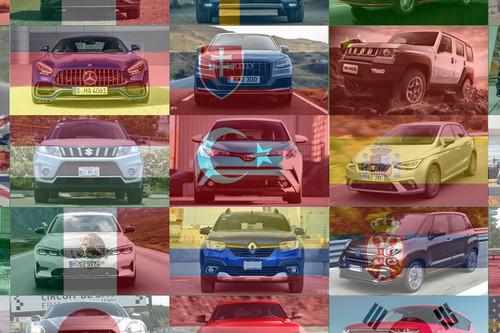 A México llegan autos de 26 países: este es el origen de cada uno de los 317 modelos que se venden en nuestro país