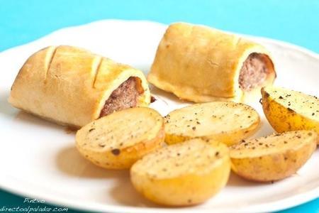 Pasteles Carne