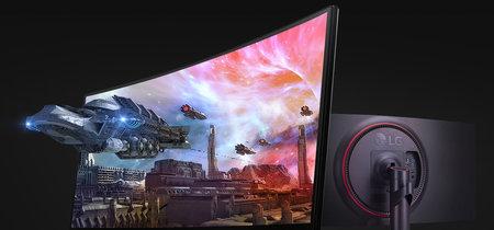El mercado de monitores para videojuegos crece con la llegada de el LG Ultra Gear 34GK950F-B y Ultra Gear 34GK950G-B