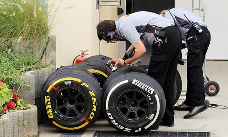 """Pirelli da """"lentejas"""" a los equipos"""