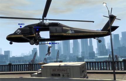 El Annihilator en GTA IV