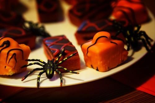 11 terroríficas ideas para preparar una merienda de Halloween apta para niños con alergias alimentarias