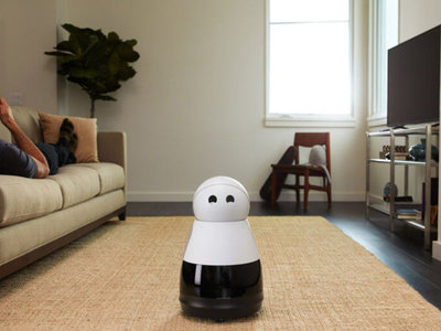 Kuri es un robot para el hogar, el primero de un ejercito que conquistará nuestros salones
