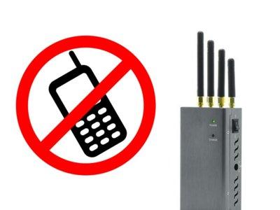 Hombre arrestado por usar dispositivo que interfería la señal de todos los celulares a su alrededor