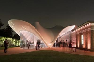 La arquitectura orgánica y sus estructuras dinámicas cambian la forma de construir