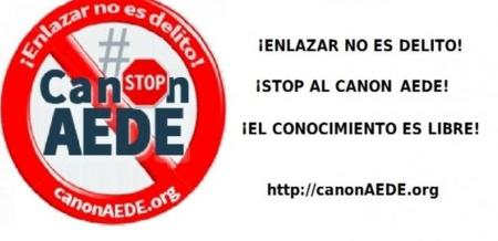 Stop Canon AEDE