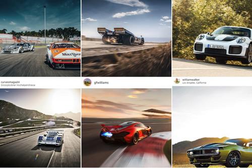 19 cuentas de fotografía de coches en Instagram que son imprescindibles
