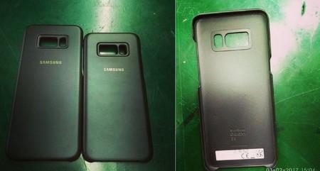 Galaxy S8 Funda 0