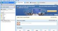 Skype añade anuncios en su aplicación mientras consigue 860 millones de dólares en ingresos anuales