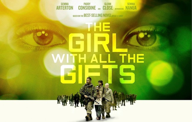 Cartel Melanie The Girl With All The Gifts