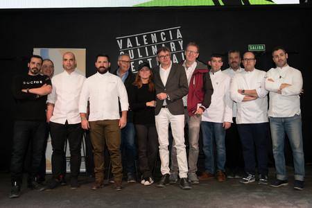 Rueda De Prensa Vlc Culinary Festival