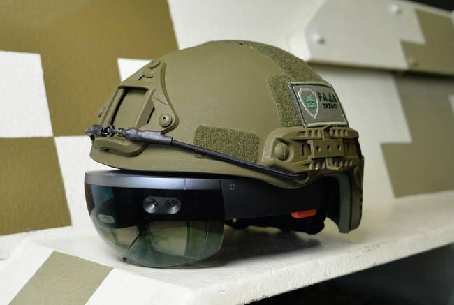 HoloLens se prepara para la batalla: Ucrania está por incorporarlas a su equipamiento militar
