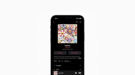 Audio Calidad Apple Music