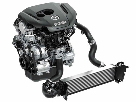 Mazda CX-5 2019 motor turbo