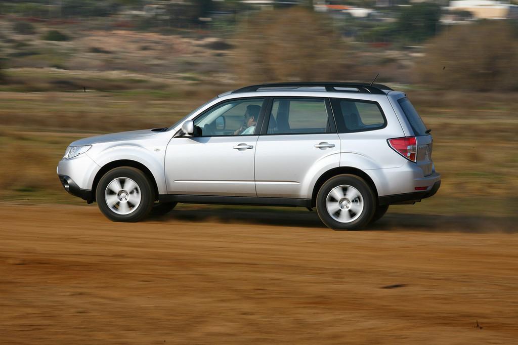 Subaru Forester 2009 (52/70)