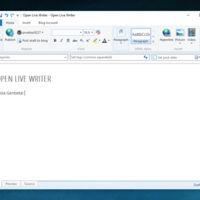 Y al tercer año resucitó: Windows Live Writer vuelve como proyecto de código abierto