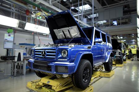 Mercedes Clase G 300.000