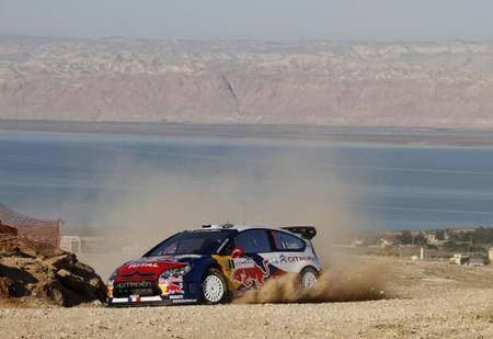 Sébastien Loeb se llevó su segunda victoria del año