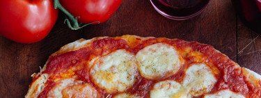 Pizza Margarita. Receta básica de pizza
