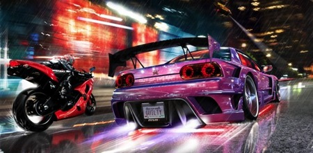 'Need for Speed: Out of the Law': posibles primeros concepts del título de Criterion Games (actualizado)