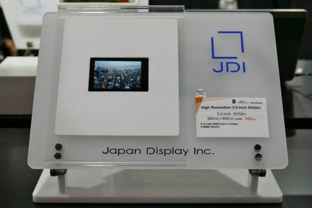"Japan Display ha presentado un panel de 3,2"" de alta resolución y LG uno IPS 4K de 31"" con un gamut Adobe RGB del 99,5%"
