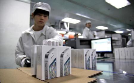 Foxconn se prepara para la fabricación del iPhone 6 contratando a 100.000 nuevos empleados