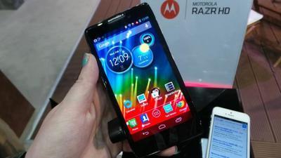 Motorola RARZ HD ya esta recibiendo KitKat