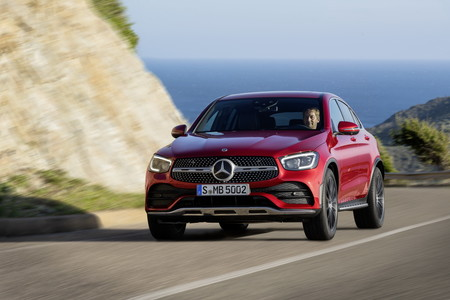 Mercedes Benz Glc 2020 8